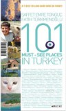101 Must-See Places In Turkey; 1 Best Selling Guide Book In Turkey